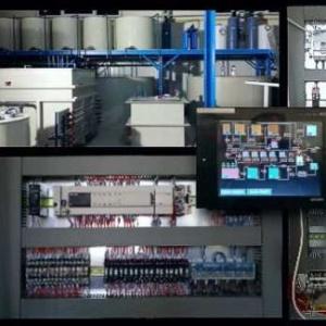 Sistem de monitorizare și control pentru linia de neutralizare ape industriale